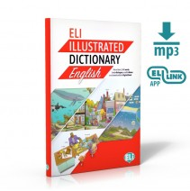 ELI Illustrated Dictionary English +  audio and interactive tasks - 9788853627049