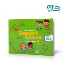 Smart Start 1 Student Book - 9788853626790