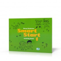 Smart Start 1 Activity Book - 9788853626806