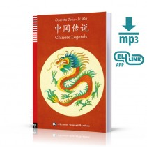 Chinese Legends + mp3 audio - 9788853626950