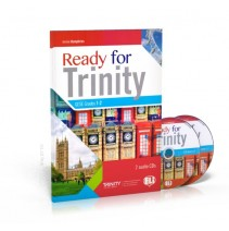 Ready for Trinity - Grades 1-2 + Audio CD - 9788853626752