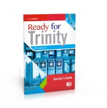 Ready for Trinity - Grades 1-2 Teacher's Guide - 9788853626769