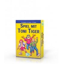 ELI PUBLISHING (ELI European Language Institute) - Ja klar! Spiel mit Toni Tiger OUTLET - 9788853600493