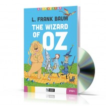 The Wizard of Oz + CD Audio OUTLET - 9788899279561