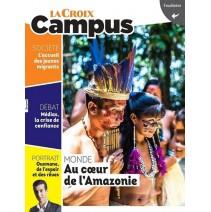 La Croix Campus - prenumerata na 1 rok (10 numerów) - 0000000000000