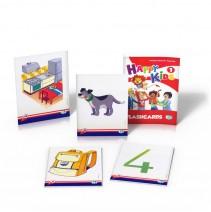Karty obrazkowe Happy Kids część 1 - 9788853618375