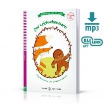Der Lebkuchenmann + audio mp3 + video - 9788853626202