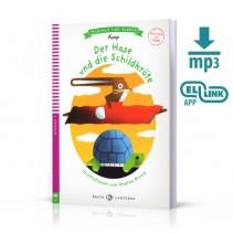 Der Hase und die Schildkröte + audio mp3 + video - 9788853623898