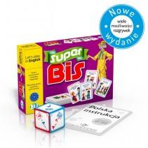 Super Bis English - gra językowa z polską instrukcją i suplementem - 9788853625892