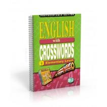 English with crosswords 1 elementary level - 9788881485581