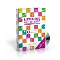 Listening activities + CD audio 1 Photocopiable Resource Book - 9788881486762