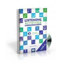 Listening activities + CD audio 2 Photocopiable Resource Book - 9788881487370
