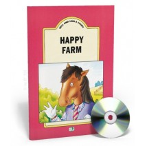 Tell and Sing a Story - Happy Farm + CD audio - 9788885148581