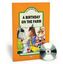 Tell and Sing a Story - A Birthday on the Farm + CD audio - 9788885148598