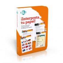 ¡Interpreta tu papel! - zabawa w odgrywanie ról - karty do konwersacji