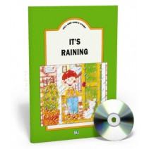 Tell and Sing a Story - It's Raining + CD audio - 9788885148604