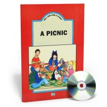 Tell and Sing a Story - A Picnic + CD audio - 9788885148611
