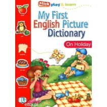 My First English Picture Dictionary - On Holiday - 9788881488414