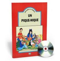 Raconte et chante - Un pique-nique + CD audio - 9788885148673
