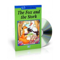 The Fox and the Stork + CD audio - 9788881487004