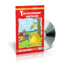 The Grasshopper and the Ant + CD audio - 9788881487738