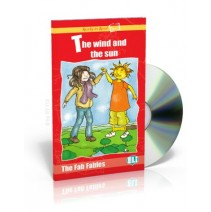 The Wind and the Sun + CD audio - 9788881487837
