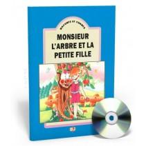 Raconte et chante - Monsieur l'arbre et la petite fille + CD - 9788885148680