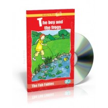 The Boy and the Frogs + CD audio - 9788881487936