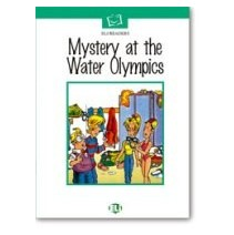 Mystery at the Water Olympics + CD audio - 9788881484539