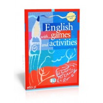 English with... games and activities 3 intermediate level - 9788853600011