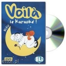 Voilà le karaoké! Bleu DVD - 9788881481217