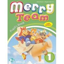 Merry Team 1 Pupil's Book - 9788853610942
