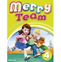 Merry Team 4 Pupil's Book - 9788853610973