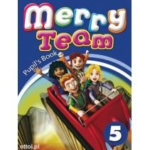 Merry Team 5 Pupil's Book - 9788853610980
