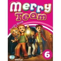 Merry Team 6 Pupil's Book - 9788853610997