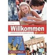 Willkommen bei uns Lehrerhandbuch - 9788853612236