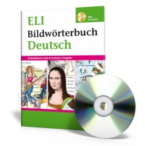 ELI Bildwörterbuch Deutsch + CD-ROM - 9788853611611