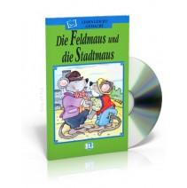 Die Feldmaus und die Stadtmaus + CD audio - 9788881482474