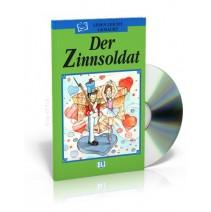Der Zinnsoldat + CD audio - 9788881482924