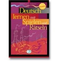 Deutsch lernen... mit Spielen und Rätseln 1 - 9788881488230