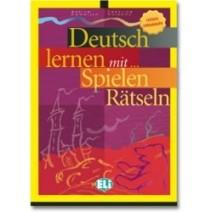 Deutsch lernen... mit Spielen und Rätseln 2 - 9788853600042