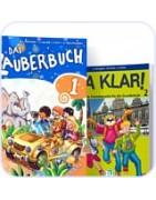 Podręczniki kursowe do nauki niemieckiego