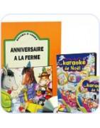 Książki do nauki francuskiego do przedszkola