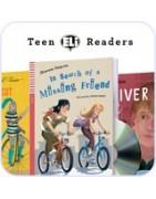 Teen Eli Readers: lektury do nauki angielskiego dla nastolatków A1-B1