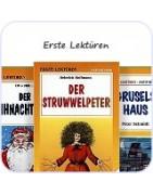 Erste Lektüren: lektury do nauki niemieckiego dla początkujących A1