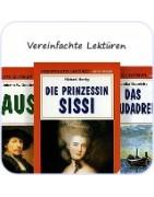 Vereinfachte Lektüren - lektury do nauki niemieckiego, poziom A2-B1