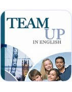 Team Up in English (levels 1-4) - angielski dla nastolatków