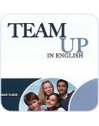 Team Up in English (levels 0-3) - kurs angielskiego dla nastolatków