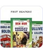 Lektury do angielskiego dla dzieci First Readers A1