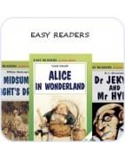 Lektury do angielskiego Easy Readers A1-B2